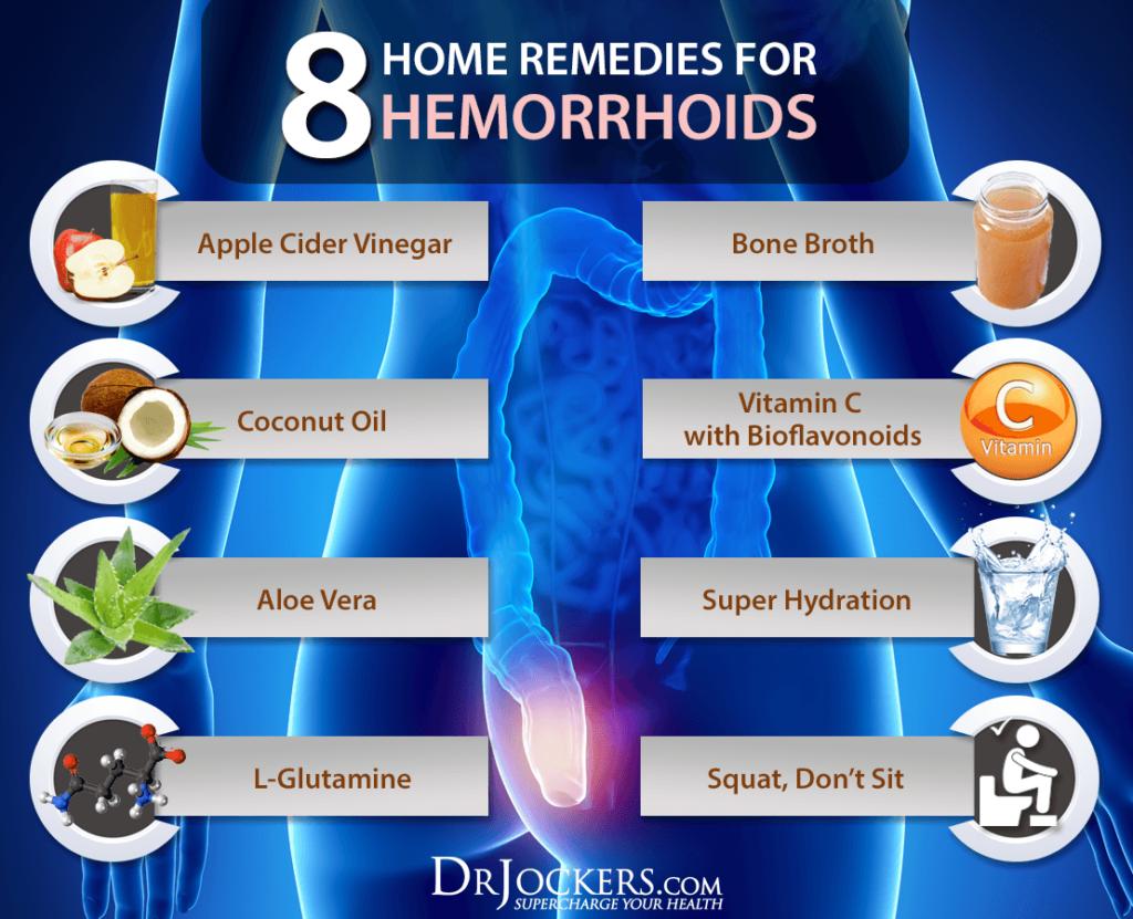 8 home remedies for hemorrhoids drjockers com