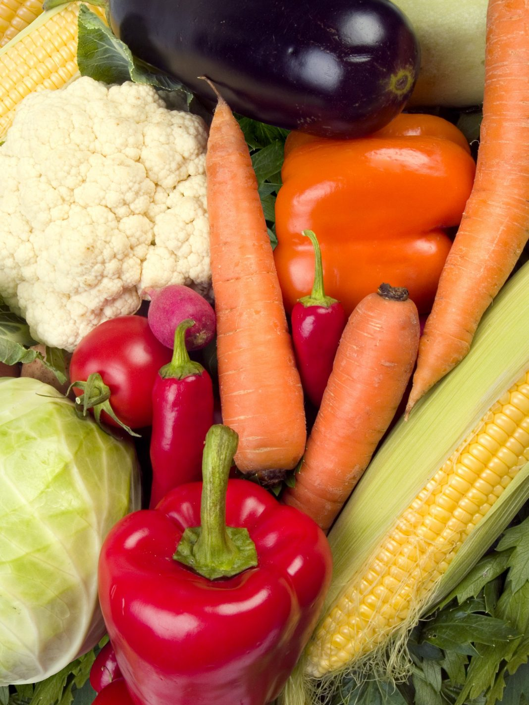 8 steps to selecting the most nutrient dense produce