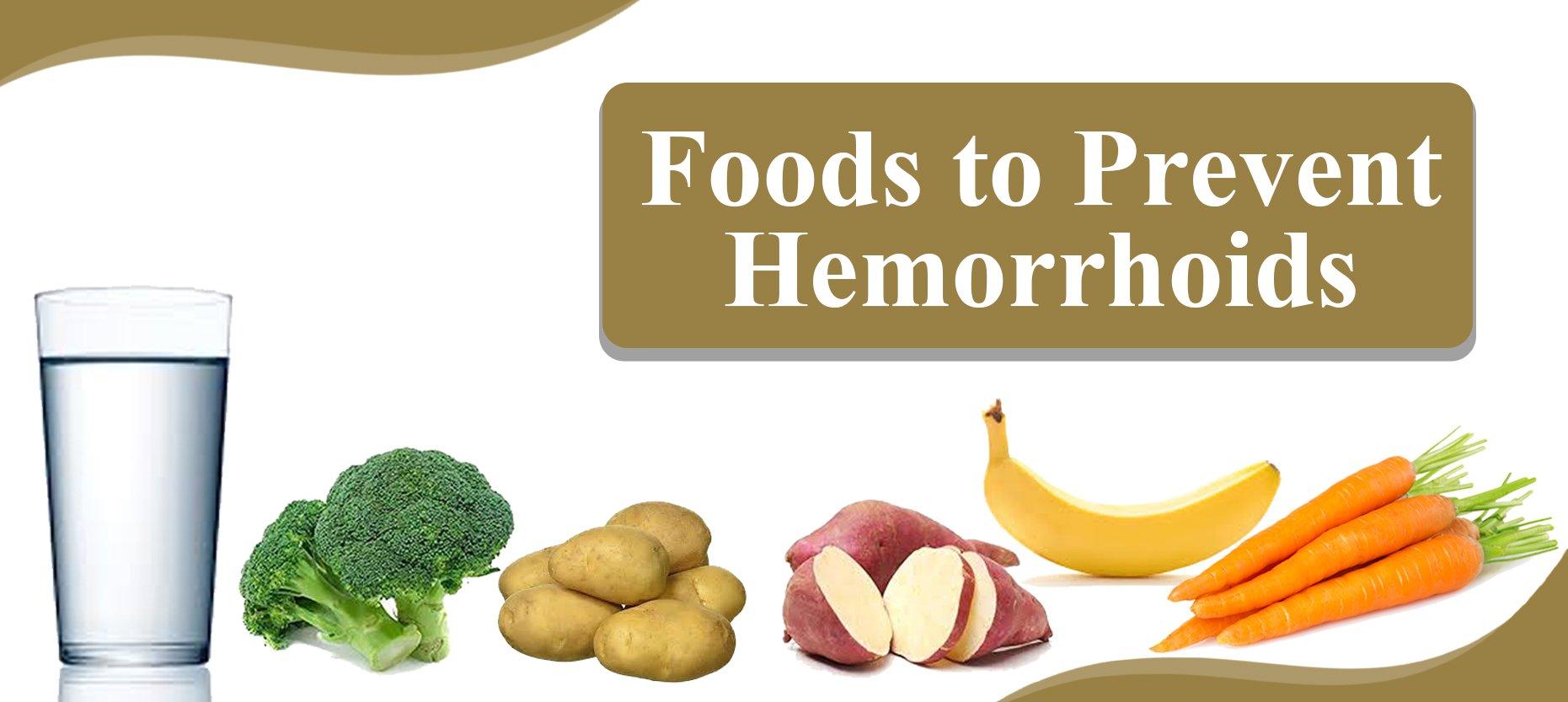 best foods to prevent hemorrhoids piles medplusmart