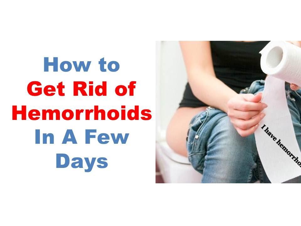 Best Hemorrhoids Treatment, How To Get Rid Of Hemorrhoids ...