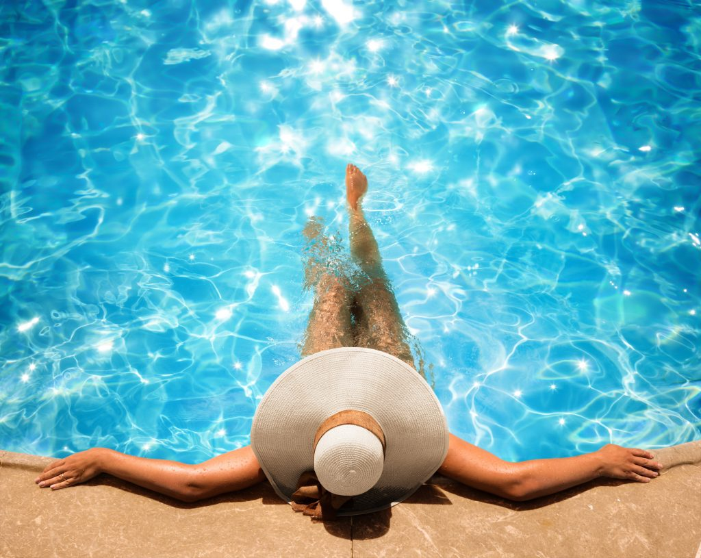 What the Salt Water Pool Conversion Process Actually Looks ...